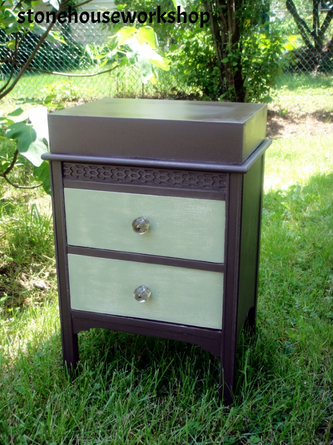 RRosemary sprig night stand