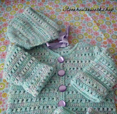heirloom baby outfit