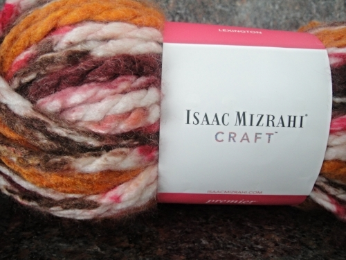 Isaac Mizrahi Craft yarn